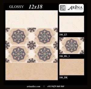 106 - 12x18 Wall Tiles
