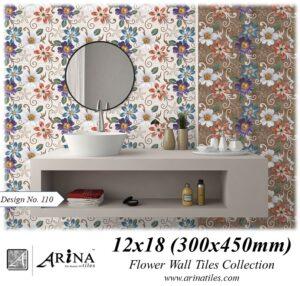 110- 12x18 Wall Tiles