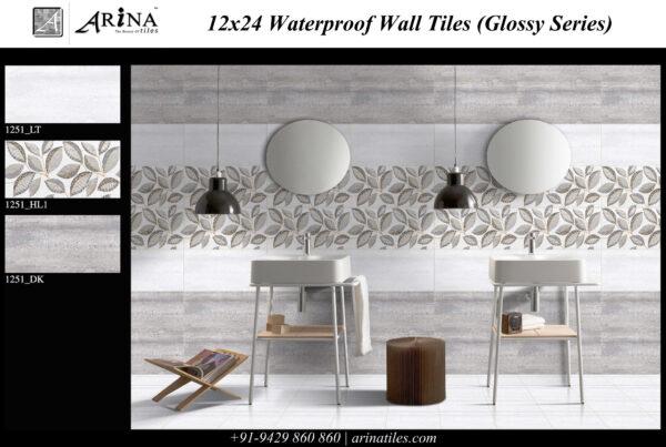1251 - 12x24 Wall Tiles