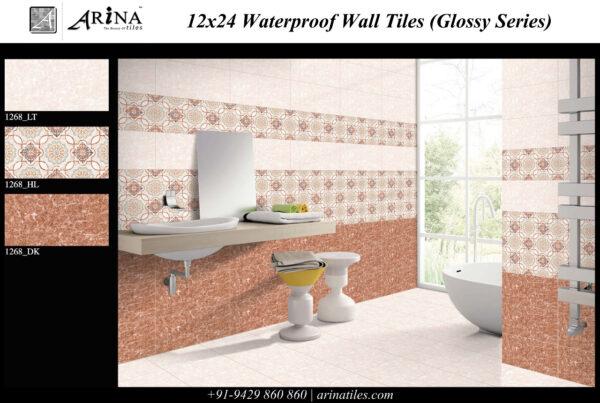 1268 - 12x24 Wall Tiles