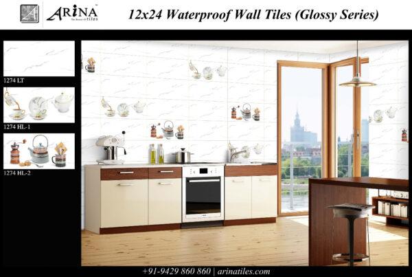 1274 - 12x24 Wall Tiles