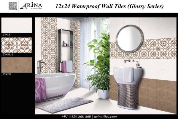 1279 - 12x24 Wall Tiles