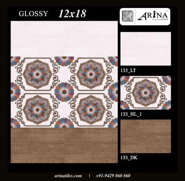 133 - 12x18 Wall Tiles