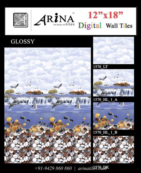 1570 - 12x18 Bathroom Wall Tiles-min