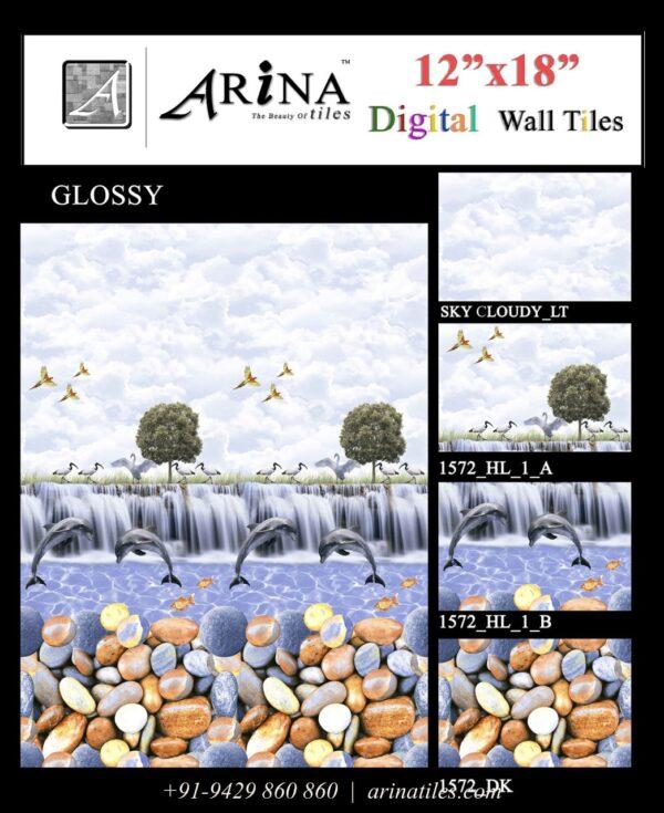 1572 - 12x18 Bathroom Wall Tiles-min