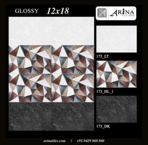 173 - 12x18 Wall Tiles