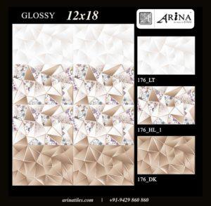 176 - 12x18 Wall Tiles