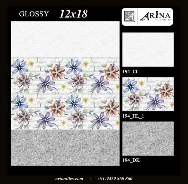194 - 12x18 Wall Tiles