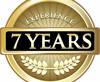 7 - Years of Experience