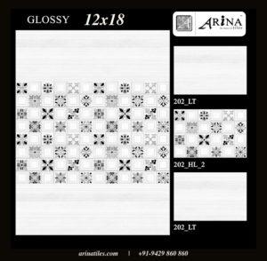 202 - 12x18 Wall Tiles