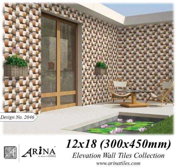 2046-12x18 Wall Tiles