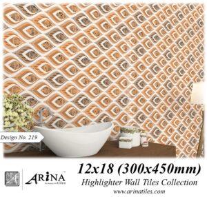 219- 12x18 Wall Tiles