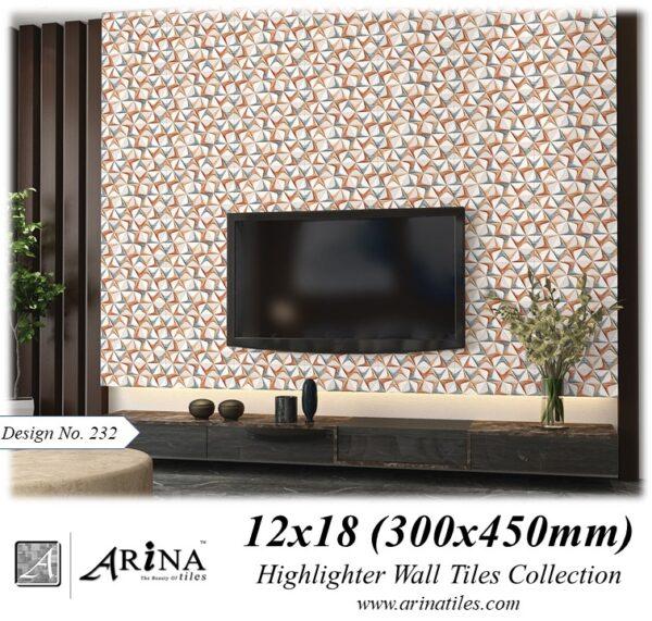 232- 12x18 Wall Tiles