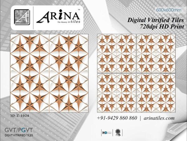 24x24 Digital Vitrified Tiles by ARiNA Tiles (12)