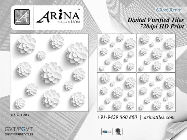 24x24 Digital Vitrified Tiles by ARiNA Tiles (20)