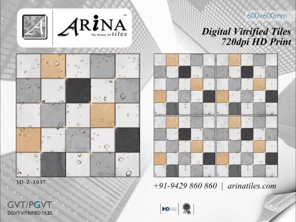 24x24 Digital Vitrified Tiles by ARiNA Tiles (5)