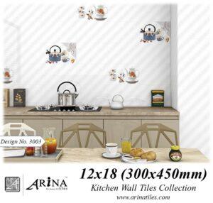 3003 - 12x18 Wall Tiles