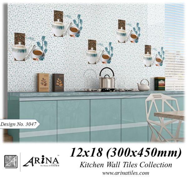 3047 - 12x18 Digital Wall Tiles