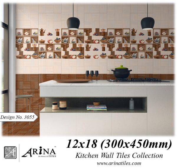 3055- 12x18 Wall Tiles
