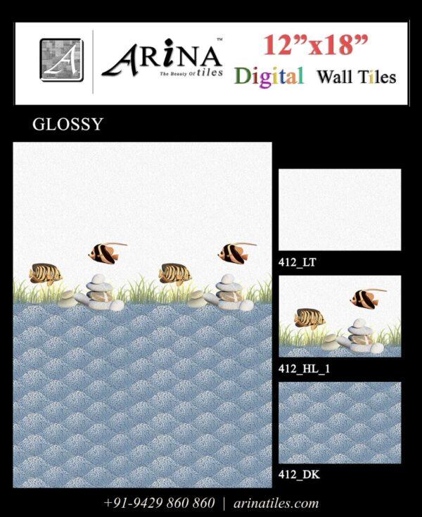 412 - 12x18 Bathroom Wall Tiles-min