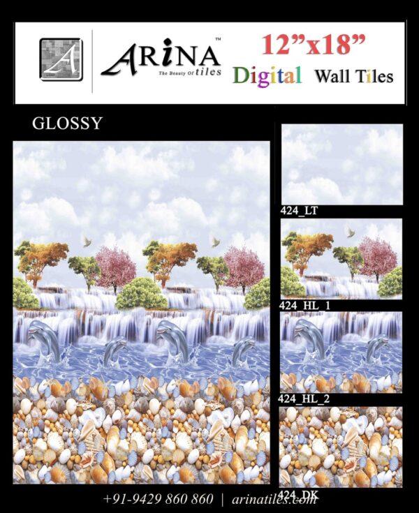 424 - 12x18 Bathroom Wall Tiles-min