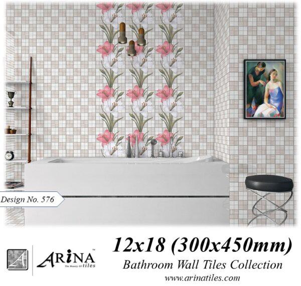 576- 12x18 Wall Tiles