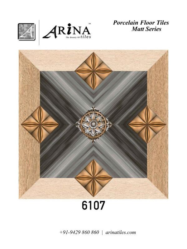 6107 - 24x24 Porcelain Floor Tiles (80)