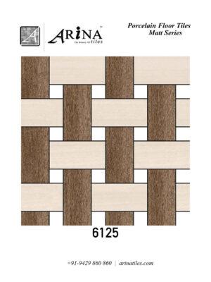 6125 - 24x24 Porcelain Floor Tiles (50)