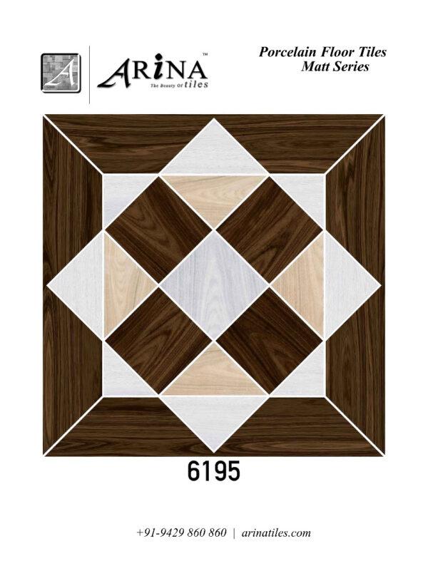 6195 - 24x24 Porcelain Floor Tiles (52)