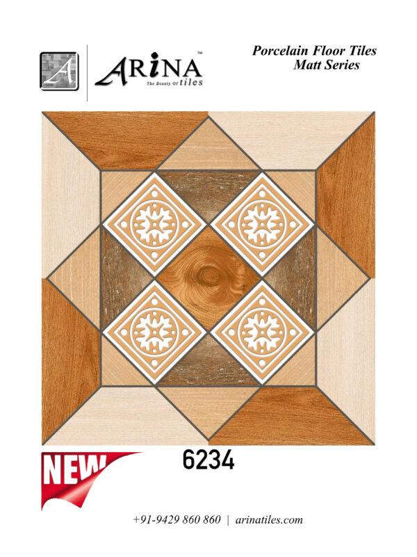 6234 - 24x24 Porcelain Floor Tiles