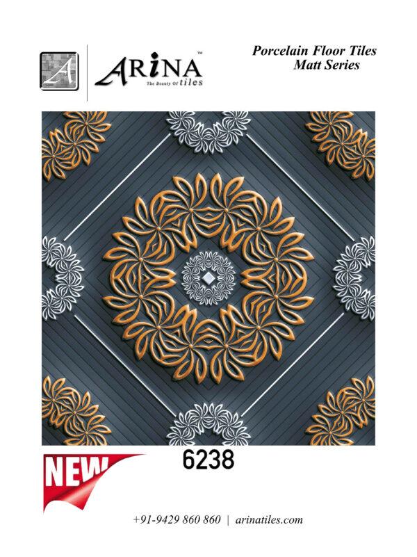 6238 - 24x24 Porcelain Floor Tiles