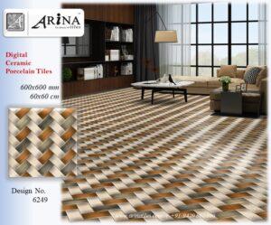 6249 - Porcelain Floor tiles