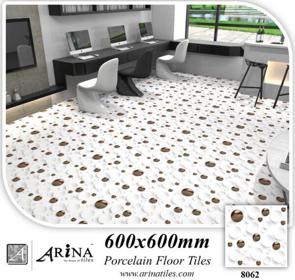 Arina 24x24 Porcelain Tiles 8062