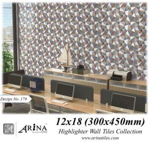 ARiNA 12x18 Wall Tiles 179