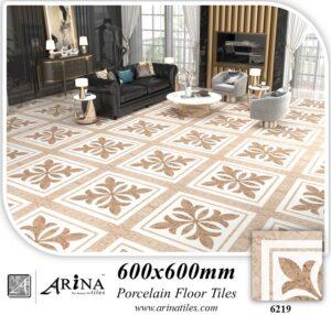 Arina 24x24 Porcelain Tiles 6219