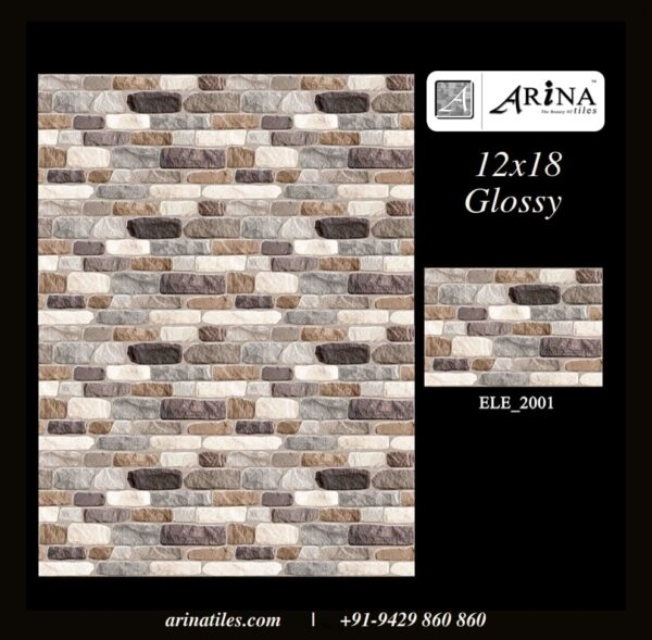 ELE 2001 - 12x18 Outdoor Wall Tiles-min