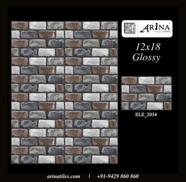 ELE 2034 - 12x18 Outdoor Wall Tiles-min