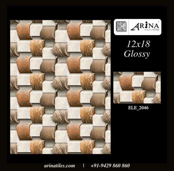 ELE 2046 - 12x18 Outdoor Wall Tiles-min
