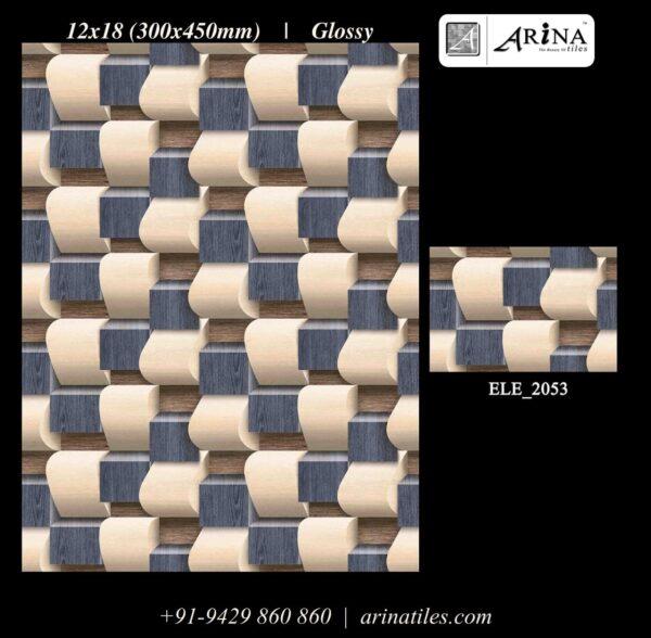 ELE 2053 - 12x18 Outdoor Wall Tiles-min