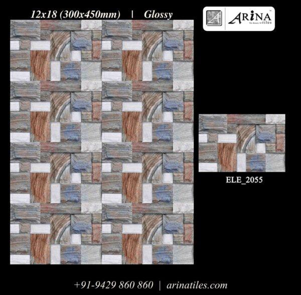 ELE 2055 - 12x18 Outdoor Wall Tiles-min