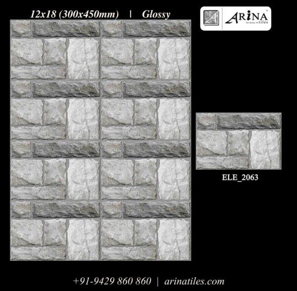 ELE 2063 - 12x18 Outdoor Wall Tiles-min