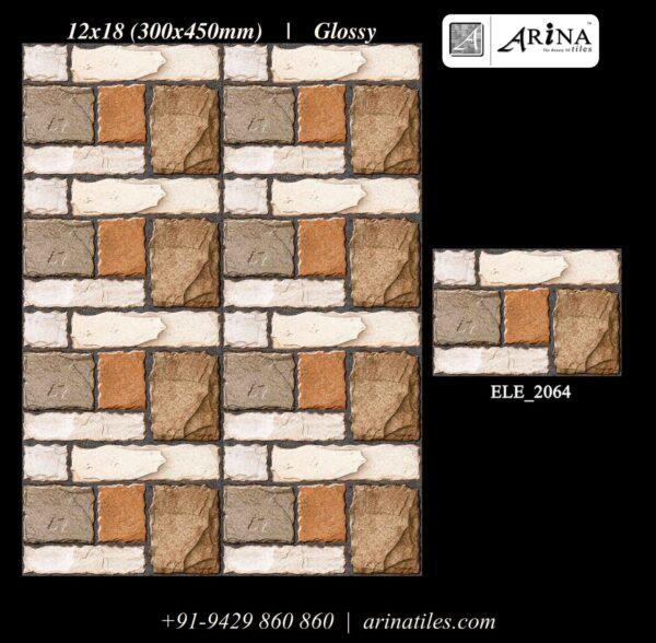 ELE 2064 - 12x18 Outdoor Wall Tiles-min