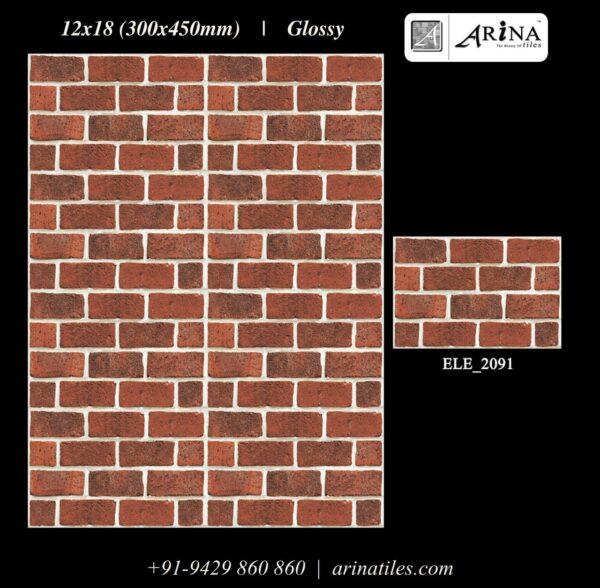ELE 2091 - 12x18 Outdoor Wall Tiles-min