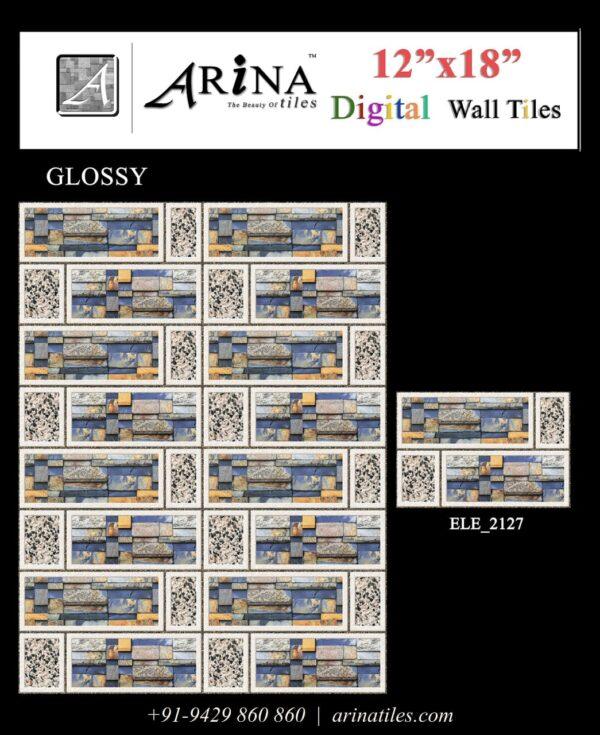 ELE 2127 - 12x18 Outdoor Wall Tiles-min