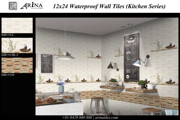 EXP-172 12x24 Wall Tiles