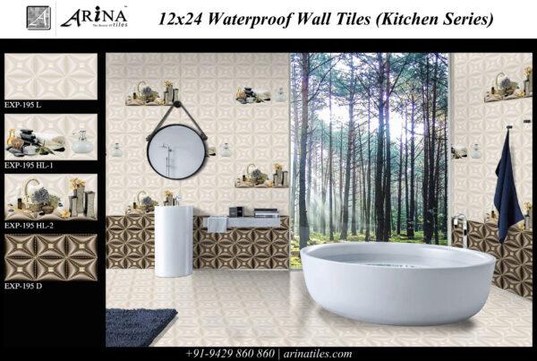 EXP - 195 - 12x24 Wall Tiles