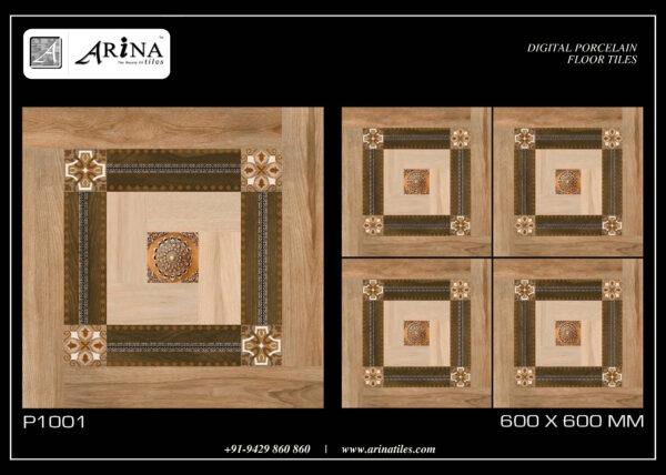 P1001 - 24x24 Porcelain Floor Tiles