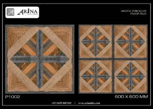 P1002 - 24x24 Porcelain Floor Tiles
