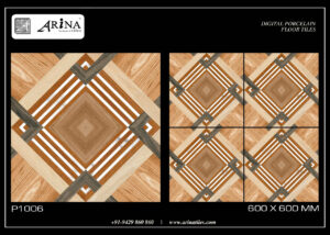 P1006 - 24x24 Porcelain Floor Tiles