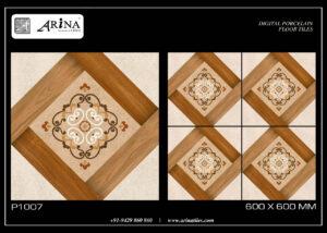 P1007 - 24x24 Porcelain Floor Tiles